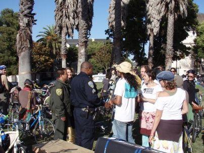 Rangers and Cops Confront Rogue Fest