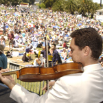 SF Symphony in Dolores Park