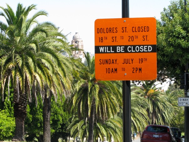 Dolores will be Closed